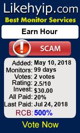 Monitored by likehyip.com